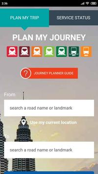MyJourney screenshot 1