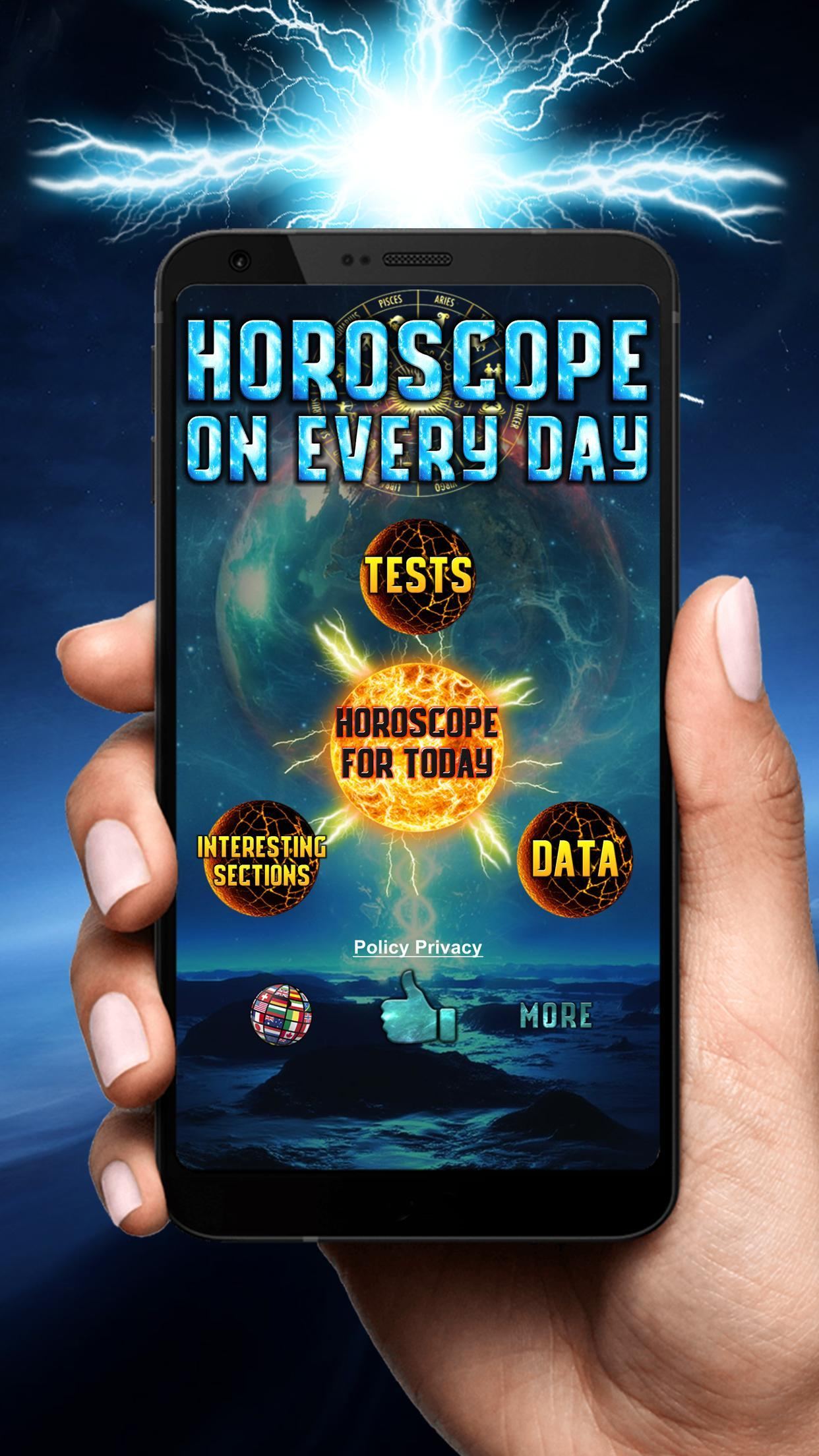 Daily Horoscope - Predictions of the Future for Android