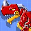 Robot Terminator Fire Dragon biểu tượng