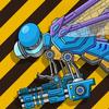 Robot Jurassic Dragonfly icône