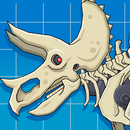 Triceratops Dinosaur Fossil Robot Age APK