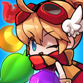 WIND Runner : Puzzle Match icon