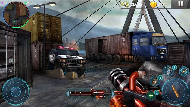 Elite SWAT - counter terrorist game screenshot 9