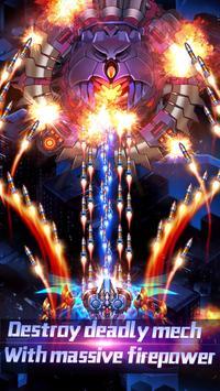 الرعد الاعتداء: حرب الفضاء الطائرة تصوير الشاشة 15