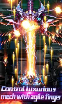 Thunder Assault: Raiden Striker screenshot 1