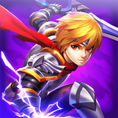 Brave Knight: Dragon Battle иконка