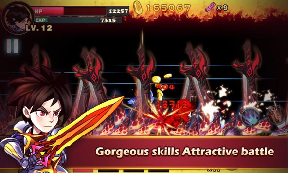 Brave Fighter screenshot 5
