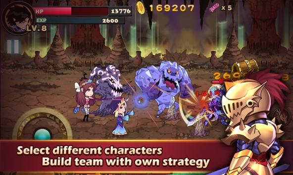 Brave Fighter screenshot 6