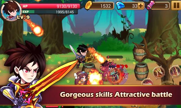 Brave Fighter screenshot 8