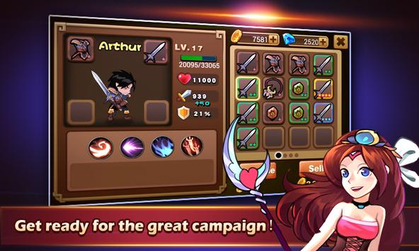 Brave Fighter screenshot 15