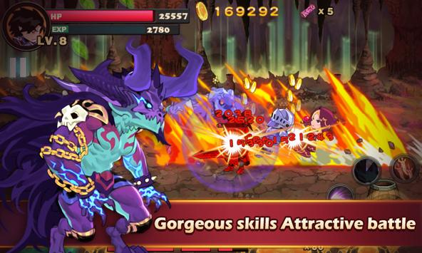Brave Fighter screenshot 2