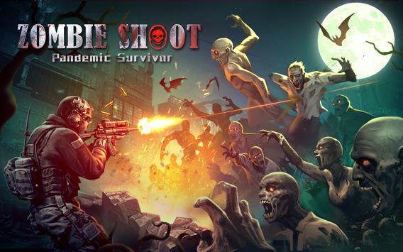 Zombie Shooter:   좀비게임 스크린샷 17