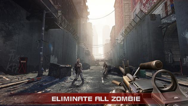 Zombie Shooter:  Pandemic Unkilled screenshot 14