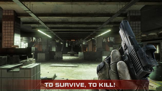 Zombie Shooter:  Pandemic Unkilled screenshot 1