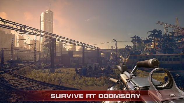 Zombie Shooter:  Pandemic Unkilled screenshot 5