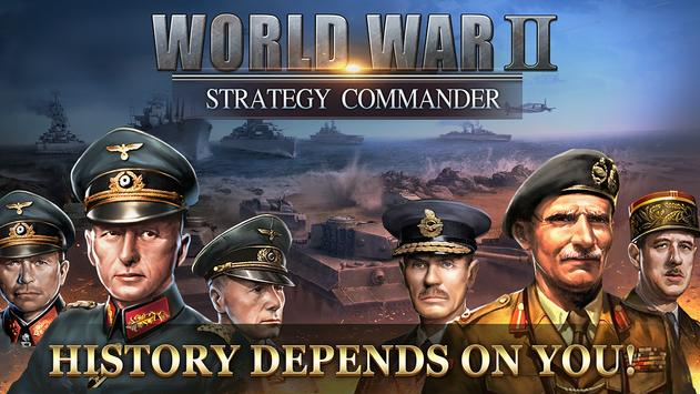 WW2: Strategy Commander Conquer Frontline screenshot 16
