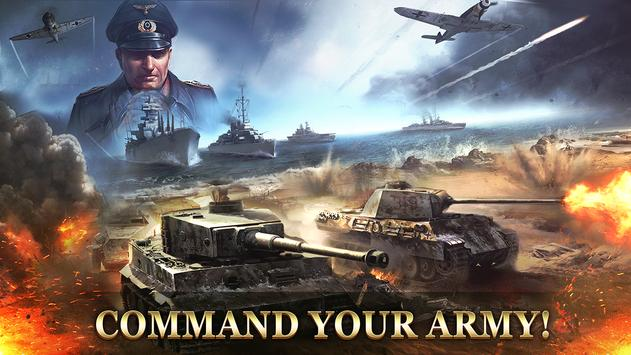 WW2: Strategy Commander Conquer Frontline screenshot 17