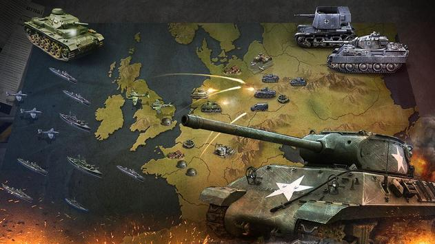 WW2: Strategy Commander Conquer Frontline screenshot 13