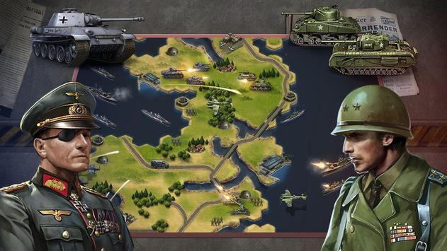 WW2: Strategy Commander Conquer Frontline screenshot 3