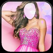 Sexy Dress Photo Editor icon