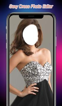 Sexy Dress Photo Editor poster