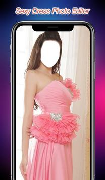 Sexy Dress Photo Editor screenshot 11
