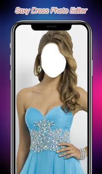 Sexy Dress Photo Editor screenshot 16