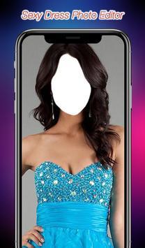 Sexy Dress Photo Editor screenshot 1