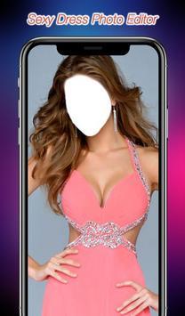 Sexy Dress Photo Editor screenshot 8