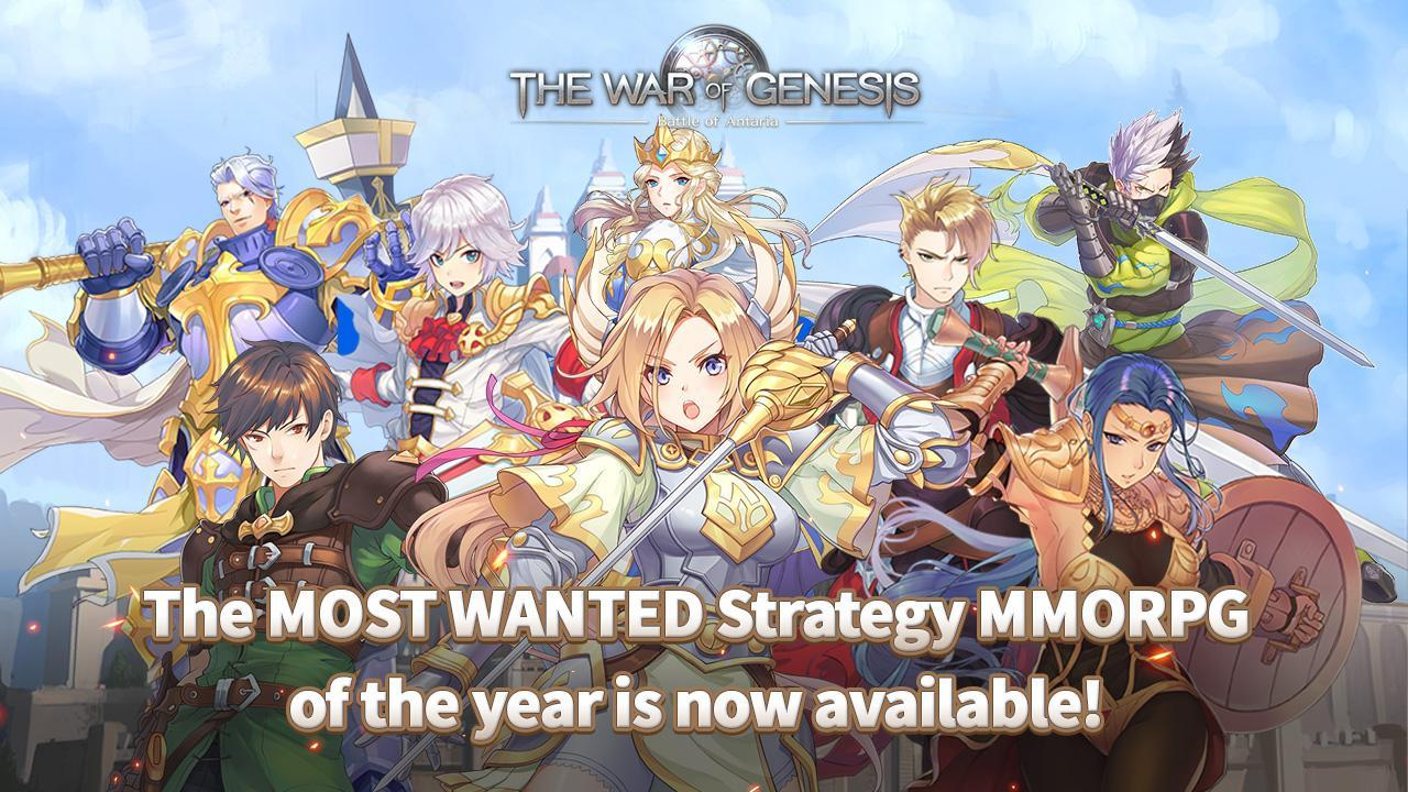 The War of Genesis for Android - APK Download