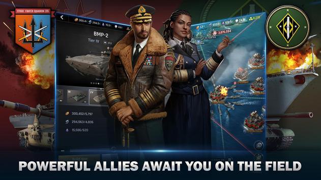 Gunship Battle स्क्रीनशॉट 11