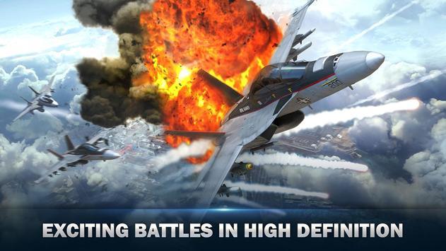 Gunship Battle स्क्रीनशॉट 8