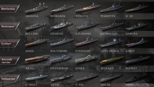 WARSHIP BATTLE screenshot 3