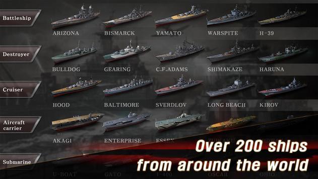 Морская битва: Мировая война скриншот 3