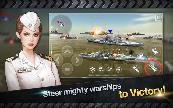WARSHIP BATTLE screenshot 11