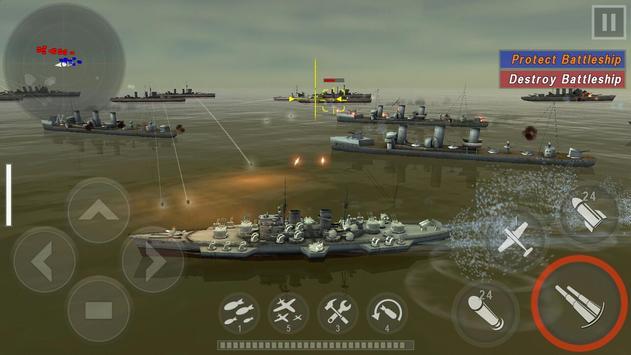 WARSHIP BATTLE screenshot 12