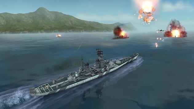 Морская битва: Мировая война скриншот 1