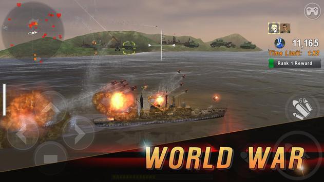 WARSHIP BATTLE screenshot 4