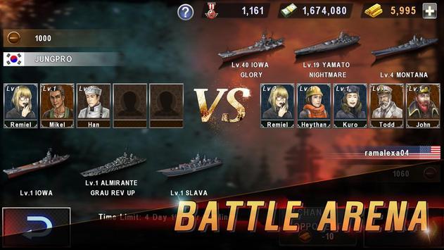 WARSHIP BATTLE screenshot 6
