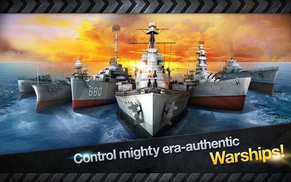 WARSHIP BATTLE screenshot 9