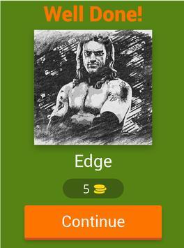 Wrestling fight quiz screenshot 13
