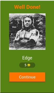 Wrestling fight quiz screenshot 3