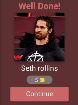 Wrestling champions quiz screenshot 13