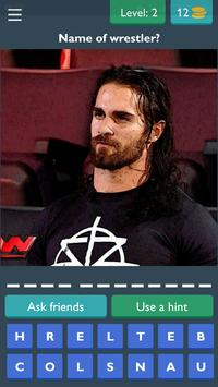 Royalrumble quiz screenshot 3