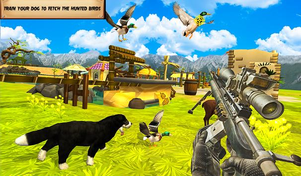 Jungle Duck Hunting 2019 screenshot 10