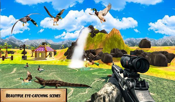 Jungle Duck Hunting 2019 screenshot 11