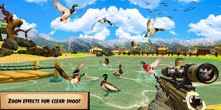Jungle Duck Hunting 2019 screenshot 1