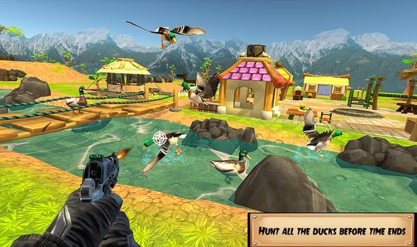 Jungle Duck Hunting 2019 screenshot 4