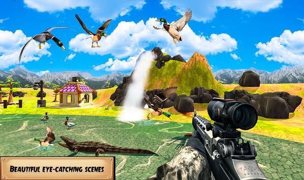 Jungle Duck Hunting 2019 screenshot 7