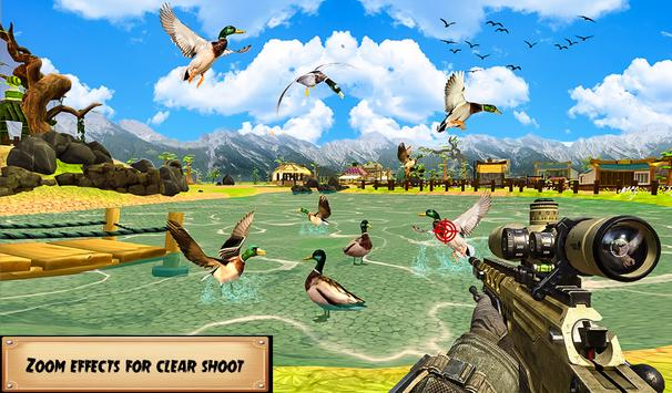 Jungle Duck Hunting 2019 screenshot 9